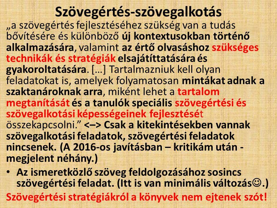 """""""Tematikai újszerűség (Kojanitz, 2014, 46."""