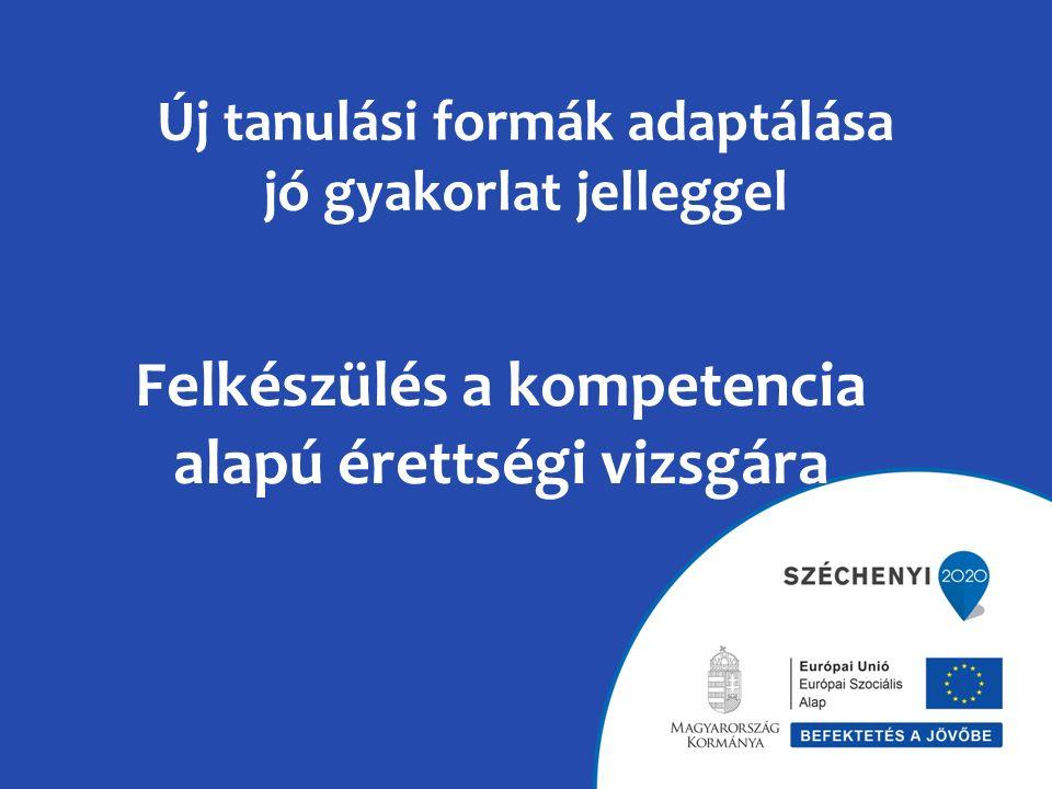 TÁMOP-3.1.4-12/2-2012-0236 Innovatív iskolafejlesztés a Tokaji Ferenc Gimnázium, Szakközépiskola és Kollégiumában TARTALOM 25 pont ELŐADÁSMÓD 25 pont Nyelvtani, irodalmi, kulturális tájékozottság Tárgyi tudás Gondolatgazdagság Rendszerezés Világos, tagolt szöveg- és mondatszerkesztés Lényegkiemelés Logikus érvelés Megfelelő szóhasználat Érthető előadásmód A MAGYAR NYELVI ÉS AZ IRODALOM FELELET EGYÜTTESEN 50 pont