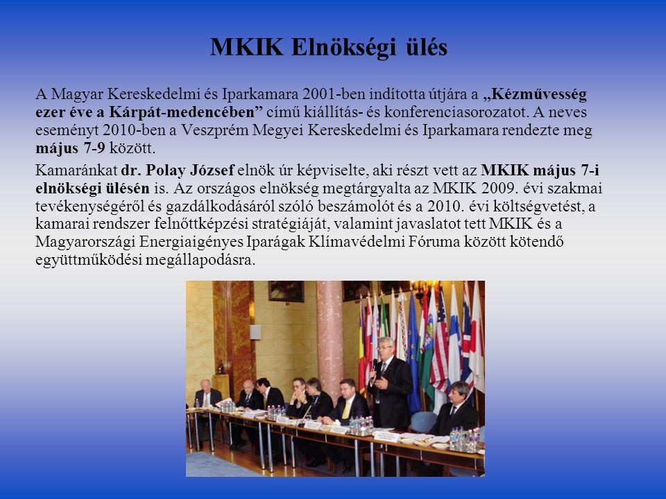 Sajtótájékoztató az Inkubátorházzal való együttműködésről 2011.