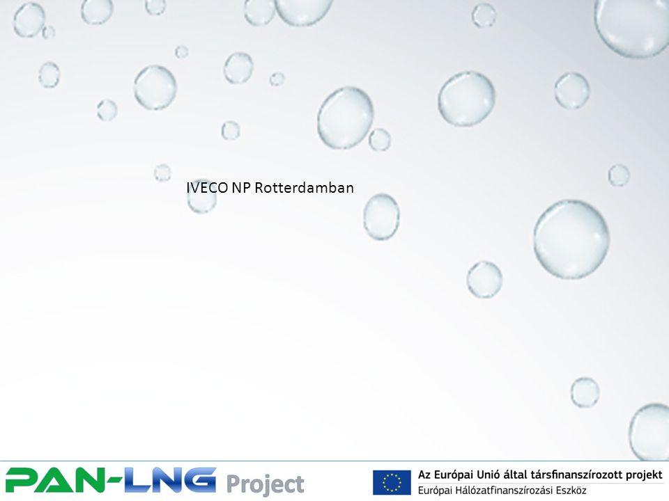 IVECO NP Rotterdamban