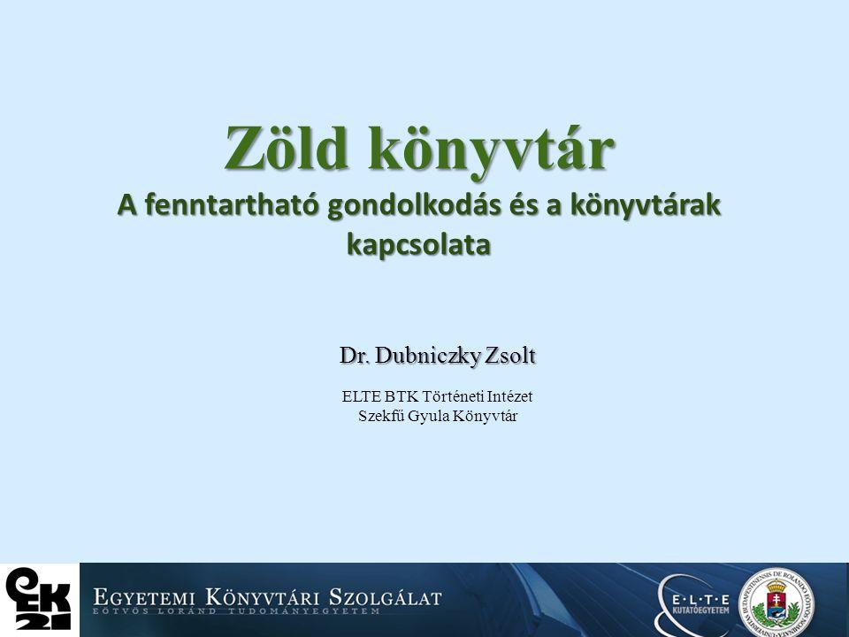Köszönöm a figyelmet! dubniczky.zsolt@btk.elte.hu