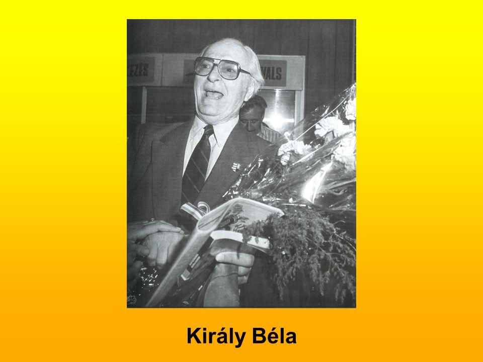 Király Béla