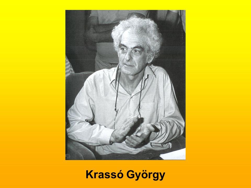Krassó György