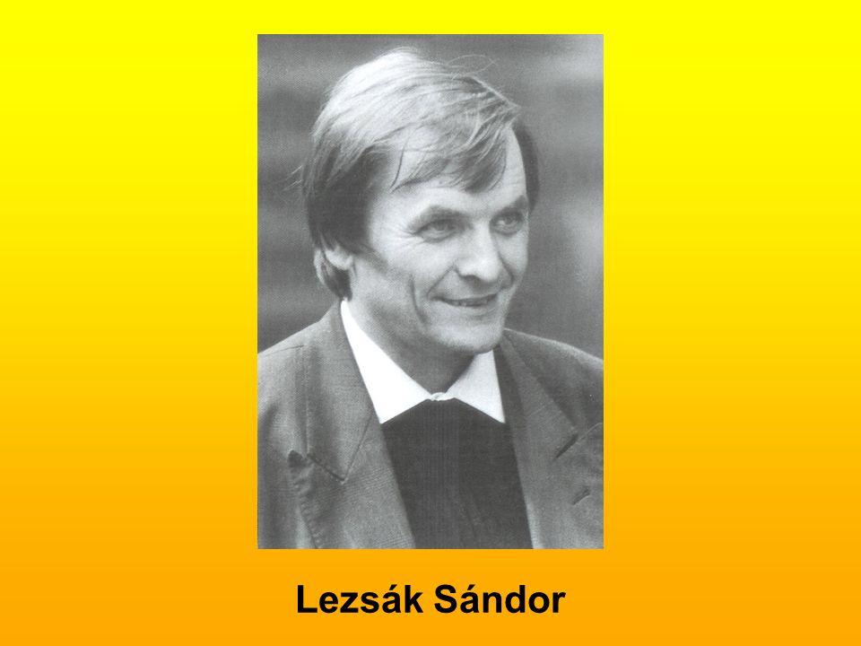 Lezsák Sándor
