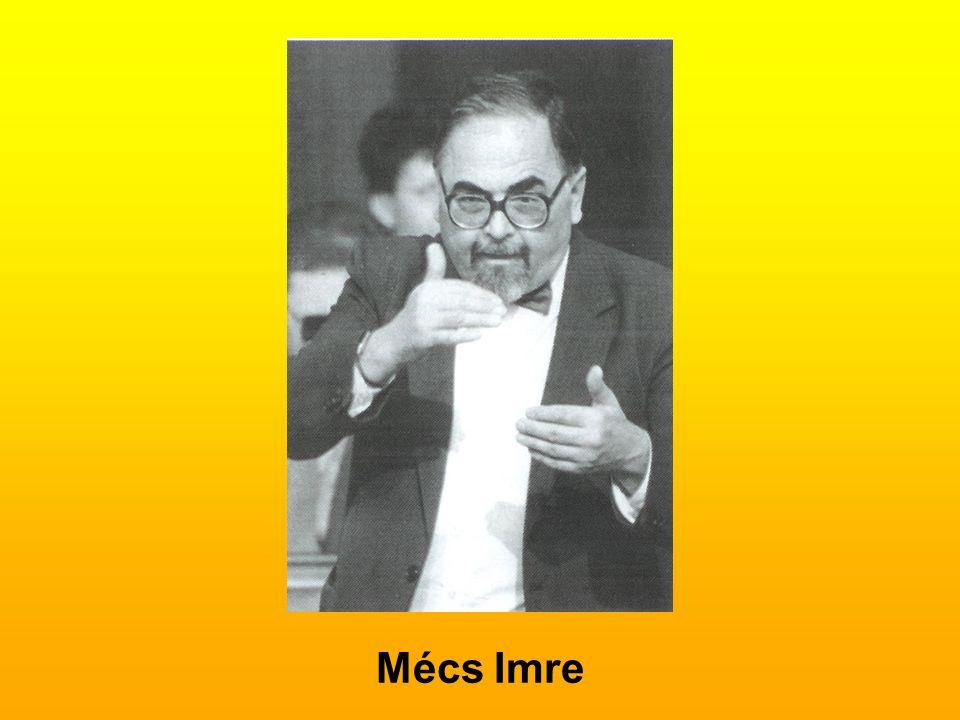 Mécs Imre