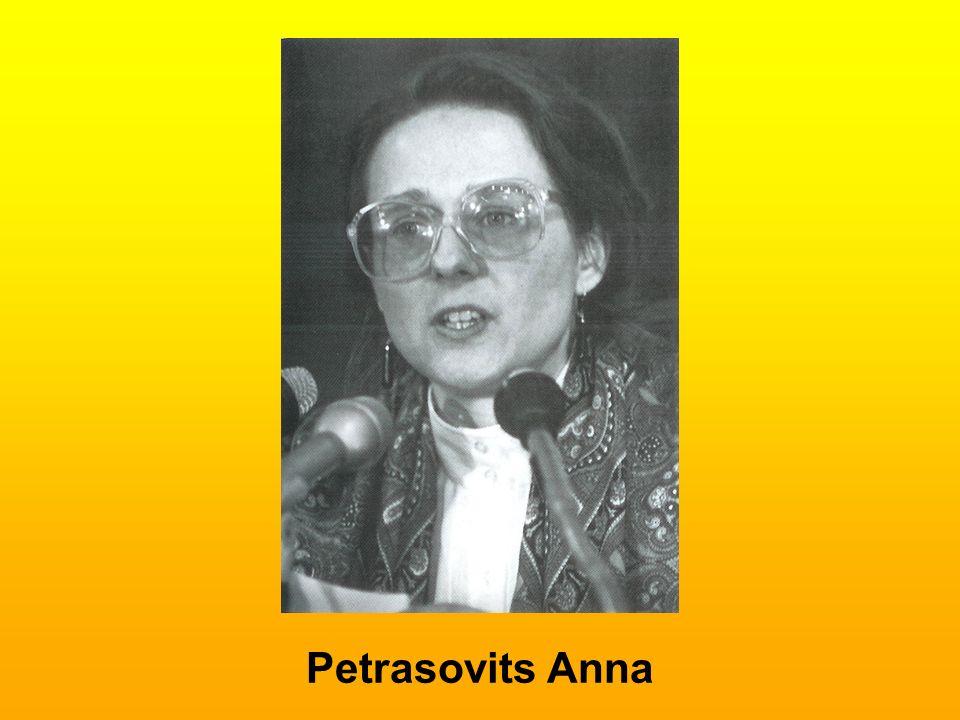 Petrasovits Anna