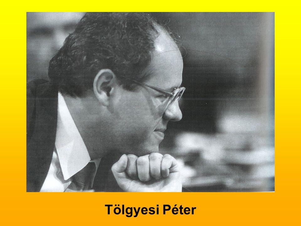 Tölgyesi Péter