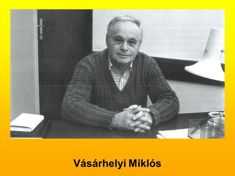 Vásárhelyi Miklós