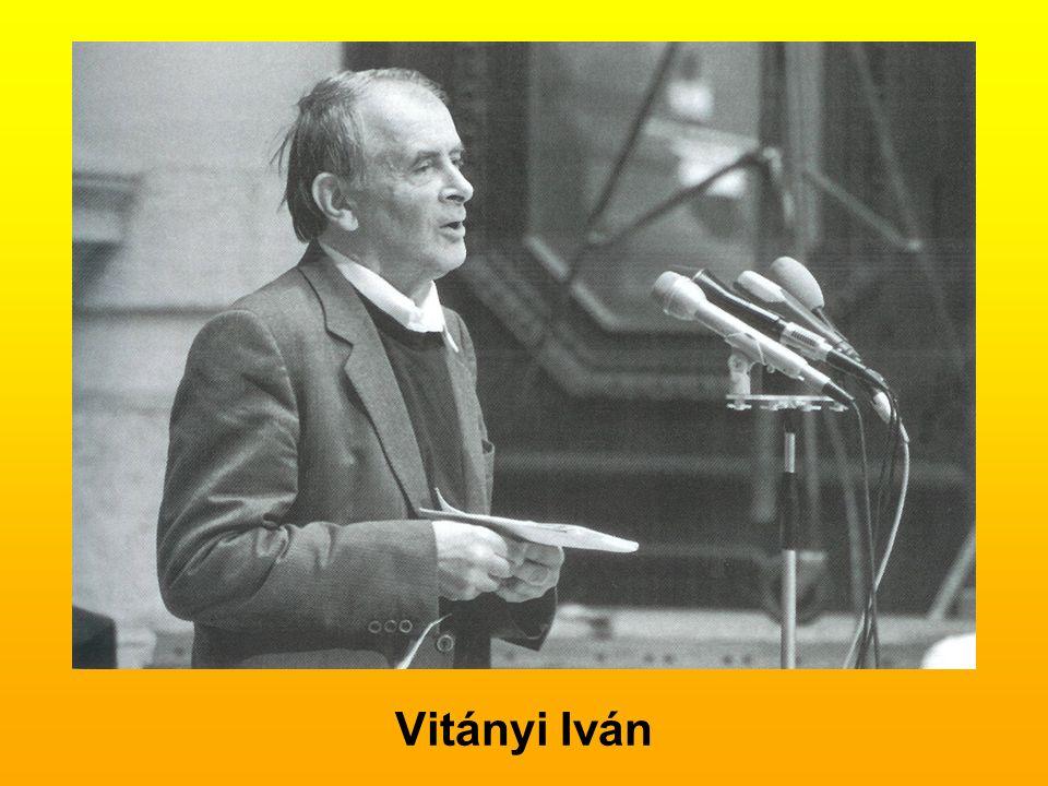 Vitányi Iván