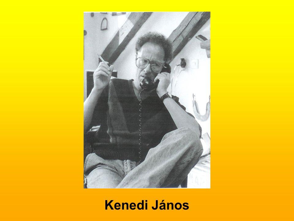 Kenedi János