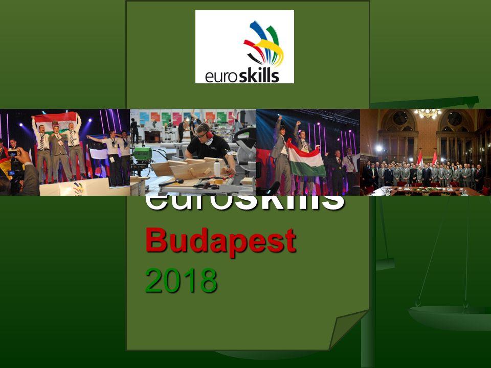 euroskills Budapest 2018