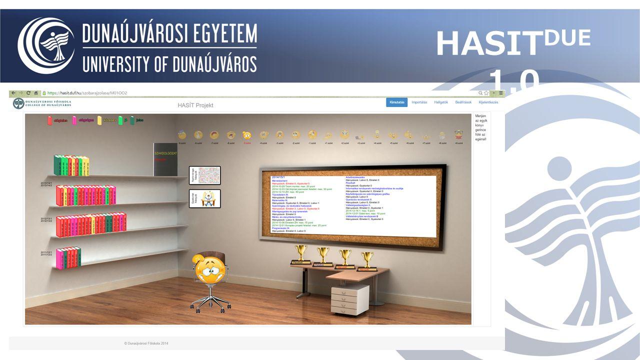 HASIT DUE 1.0