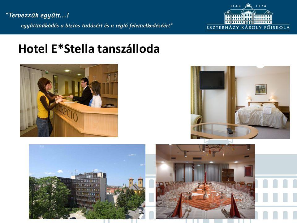 Hotel E*Stella tanszálloda