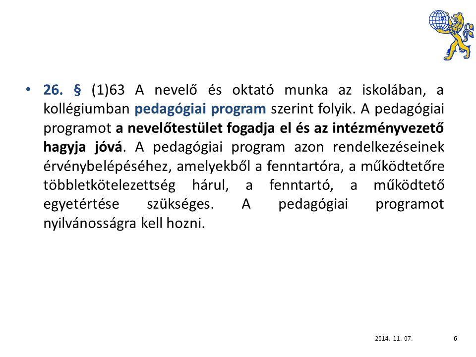 2014. 11. 07.47 A tanulószerződés (letölthető: www.pmkik /szakképzés/)