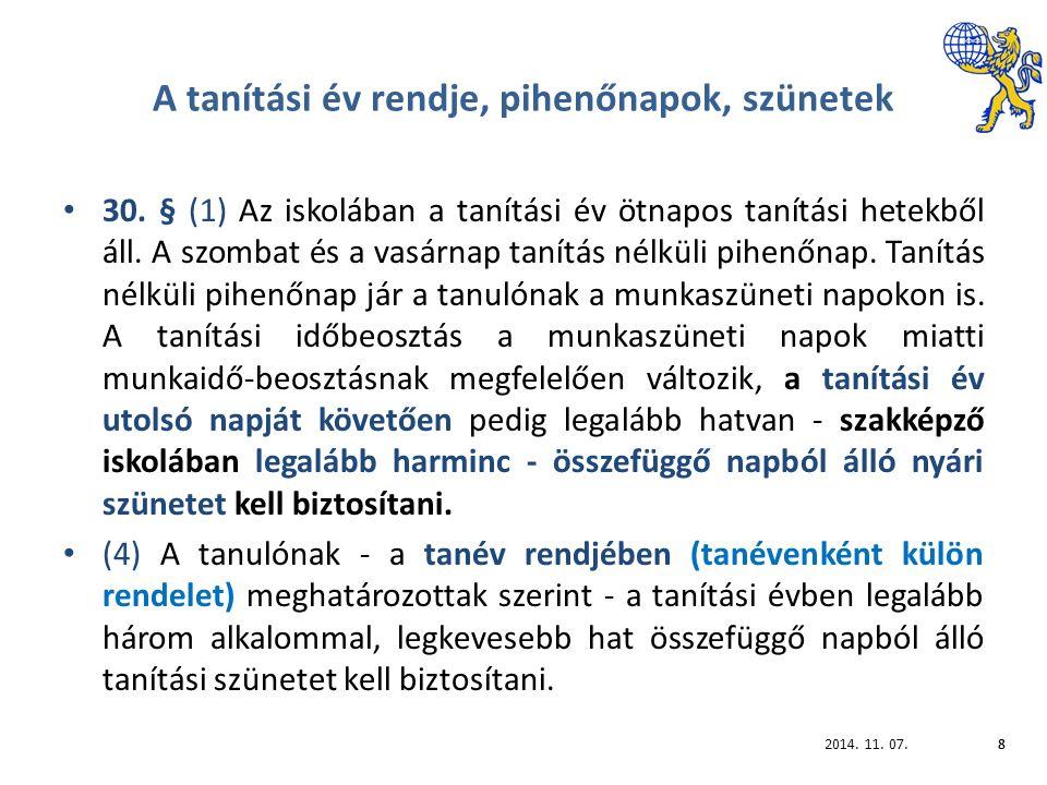 2014.11. 07.89 Szakképzési kerettanterv A nemzetgazdasági miniszter 14/2013.