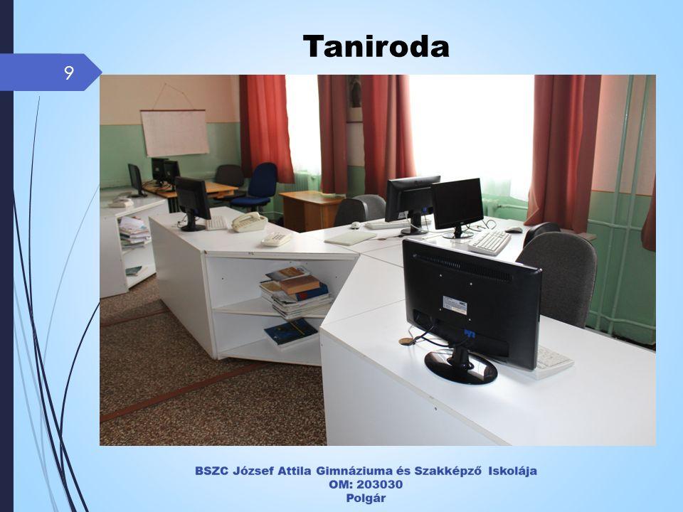 9 Taniroda