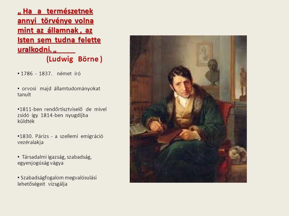Walter Bagehot (1826-1877)  angol politikai és társadalomgazdaságtani író  Sommersetshire bank alelnöke  1869.