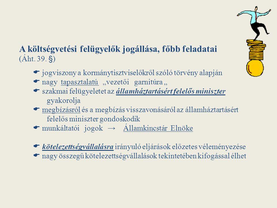 Az intézmények gazdálkodásának alakulása A legkedvezőbb helyzetben lévő intézmények 39 Forrás: Magyar Államkincstár A 2013-as struktúraátalakítási hatások a leglátványosabban a Budapesti Corvinus Egyetemen jelentkeztek.