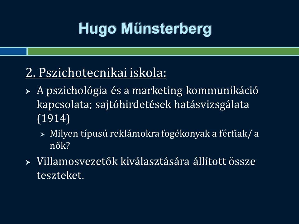 Hugo Münsterberg 2.