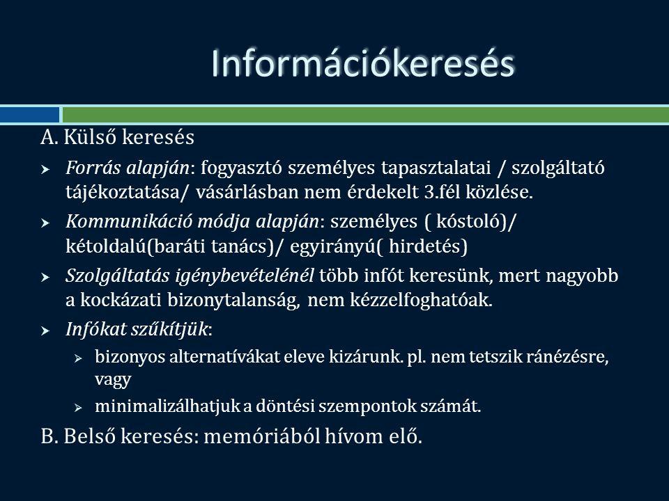 Információkeresés A.