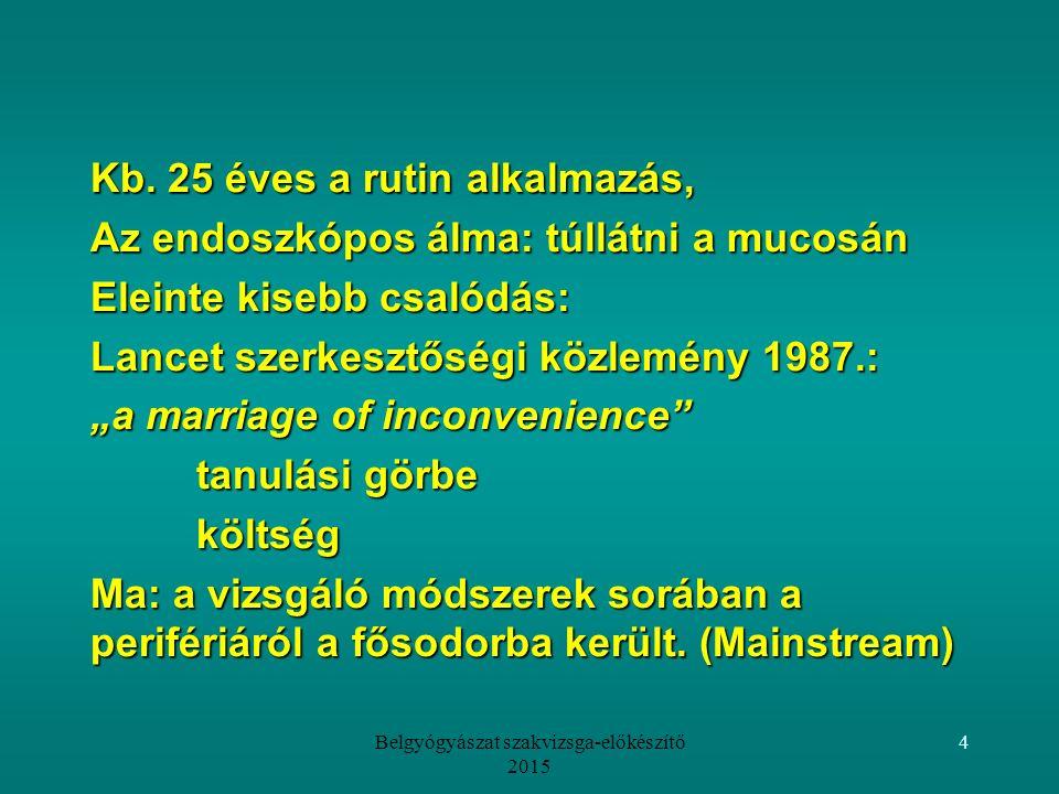 Belgyógyászat szakvizsga-előkészítő 2015 4 Kb.