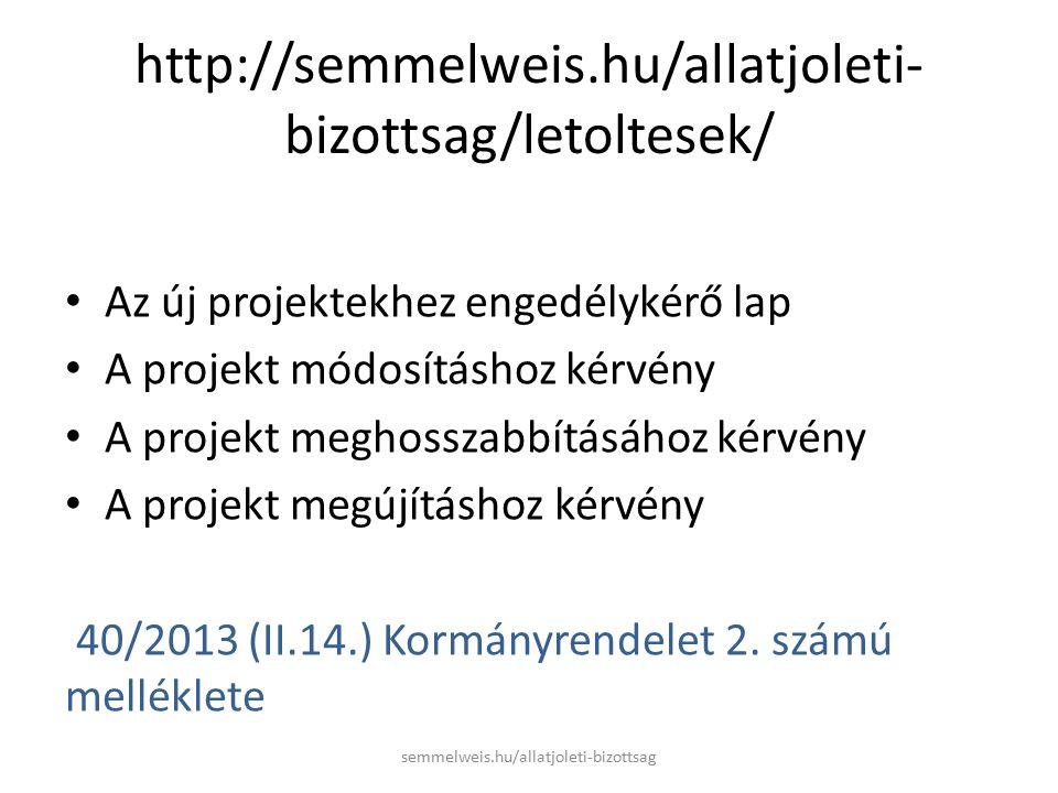 Mi a projekt.2. § 1.
