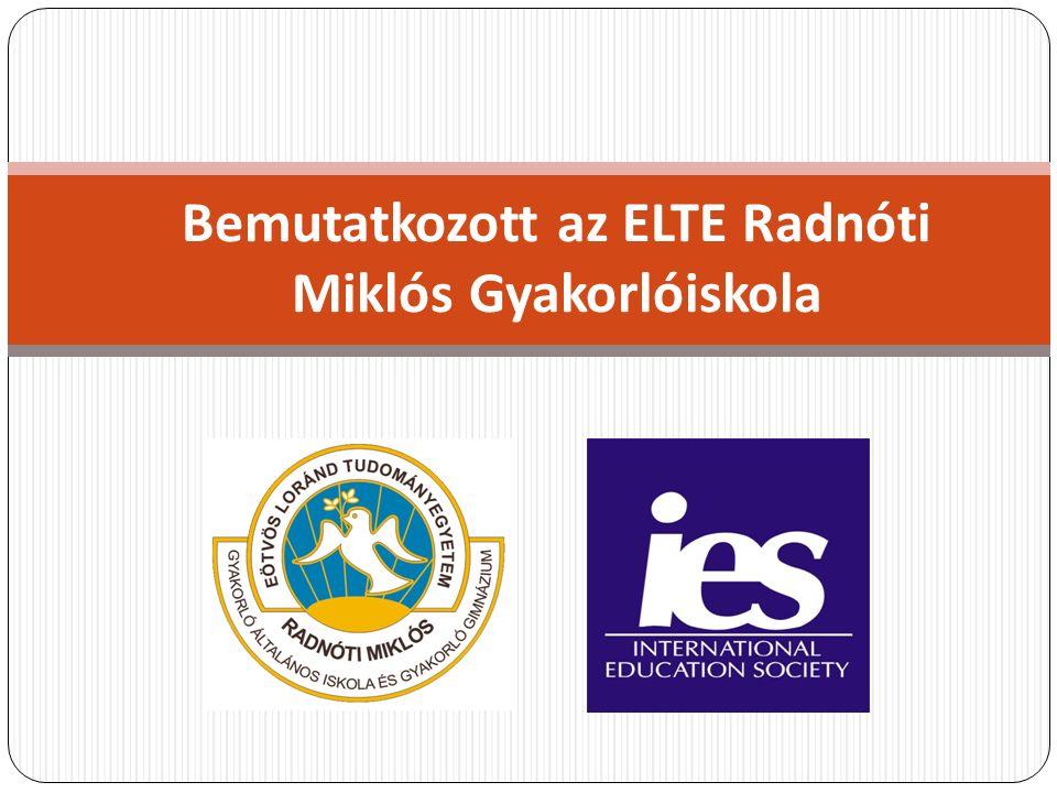 Bemutatkozott az ELTE Radnóti Miklós Gyakorlóiskola