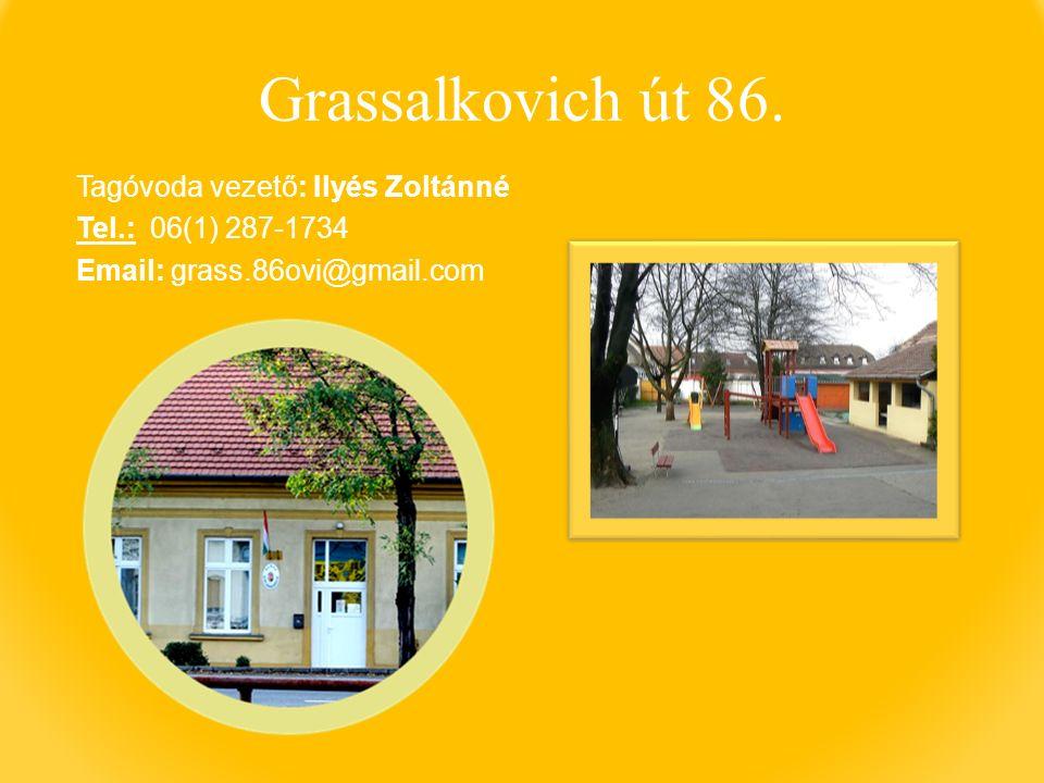 Grassalkovich út 86.
