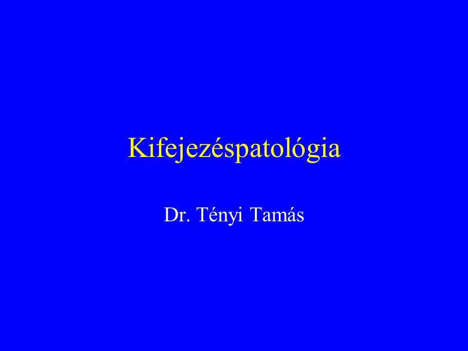A forma alkotása A pszichotikus betegek nem törődnek a formák esztétikai és technikai befejezettsé- gével.
