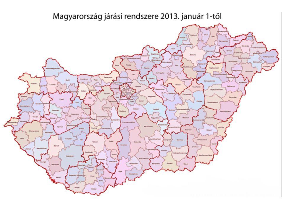 A központi igazgatás helyi-területi szervei A járási, kerületi hivatalok A járási hivatalban – jogszabályban meghatározottak szerint – kormányablak és okmányiroda működik.