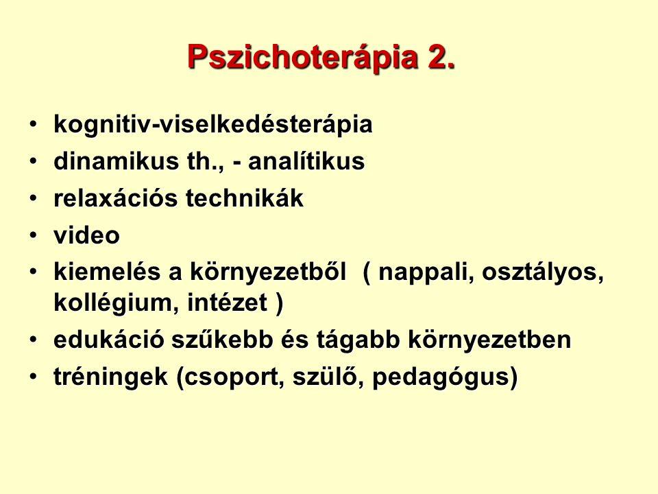 Pszichoterápia 2.