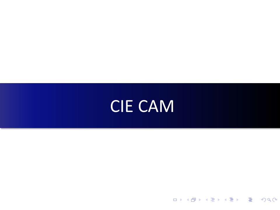CIE CAM