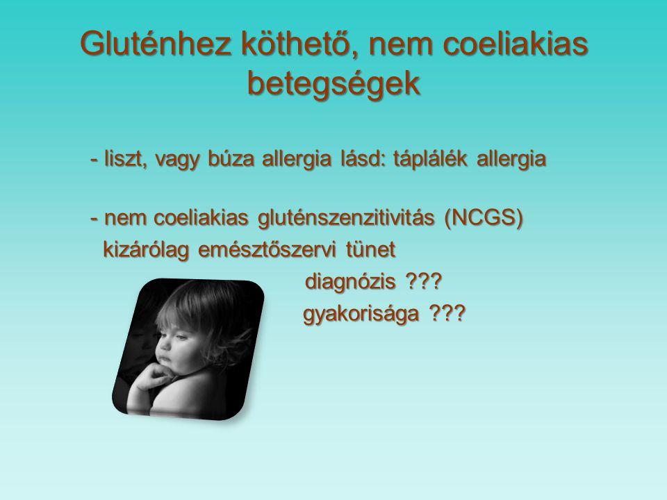 Coeliakia prevenció és terápia Milyen táplálkozási tényezőnek van szerepe a coeliakia prevenciójában .