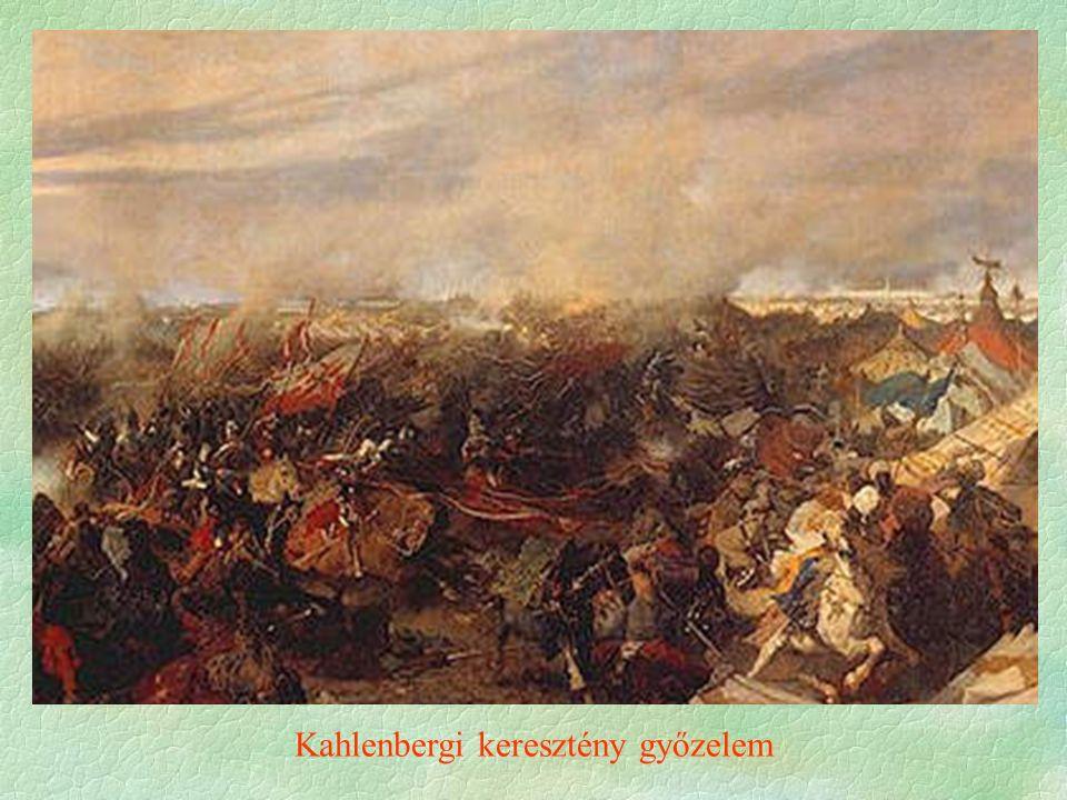 Kahlenbergi keresztény győzelem