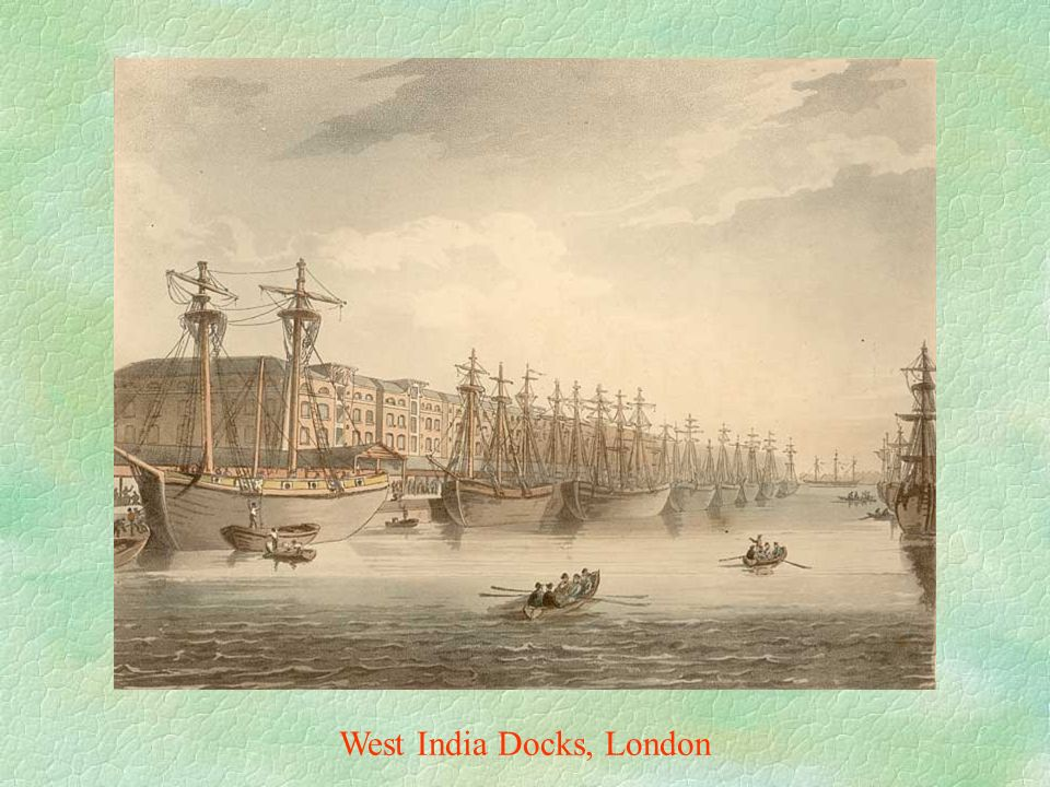 West India Docks, London