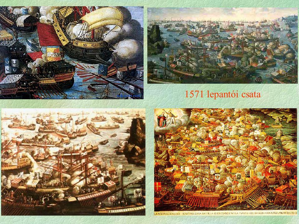 1571 lepantói csata