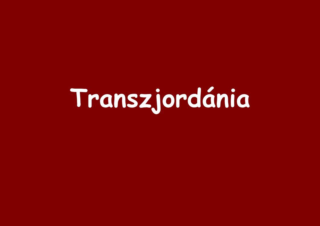 Transzjordánia