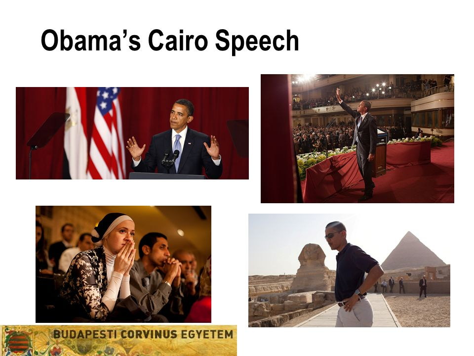 Obama's Cairo Speech
