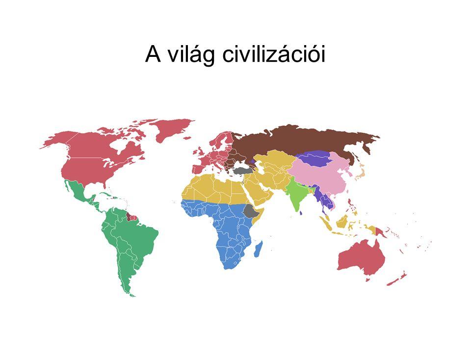 A világ civilizációi