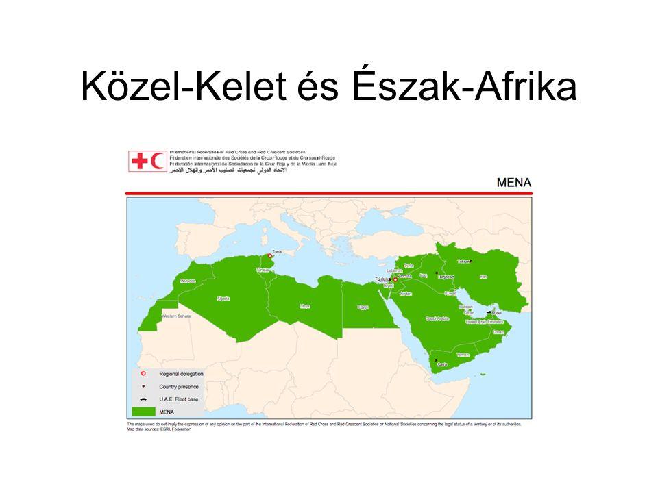 Közel-Kelet és Észak-Afrika