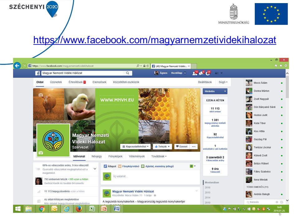 6 https://www.facebook.com/magyarnemzetividekihalozat