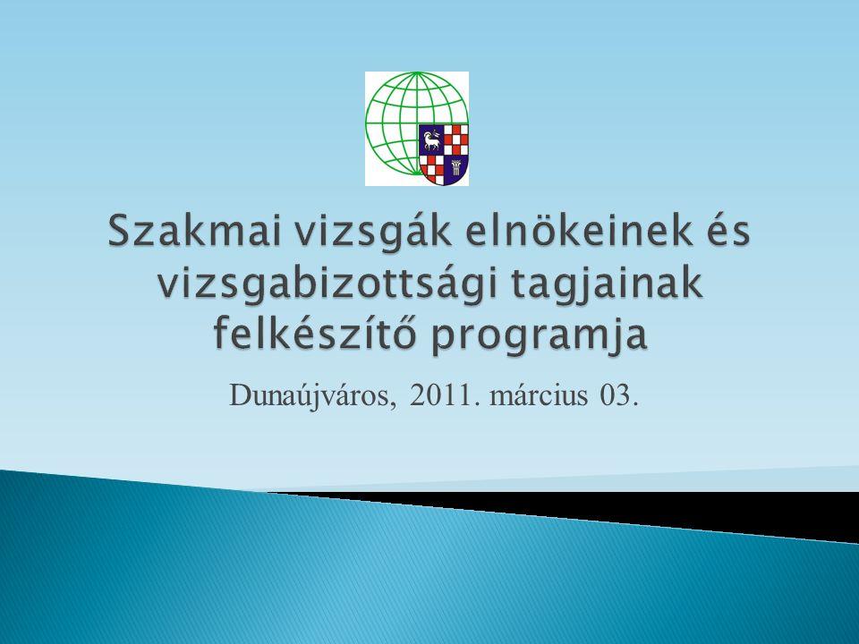Dunaújváros, 2011. március 03.