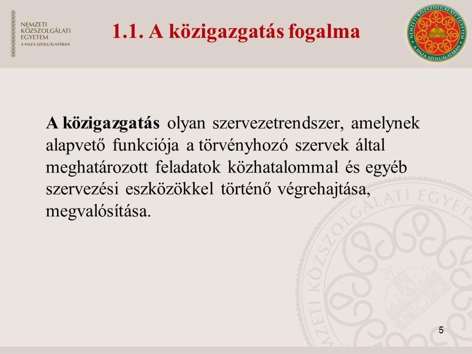 Csúcsminisztériumok, több korábban önálló tárcát integrálnak (pl.