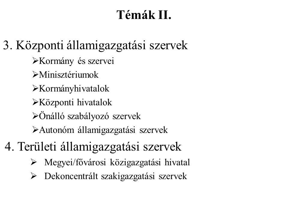 Témák II. 3.