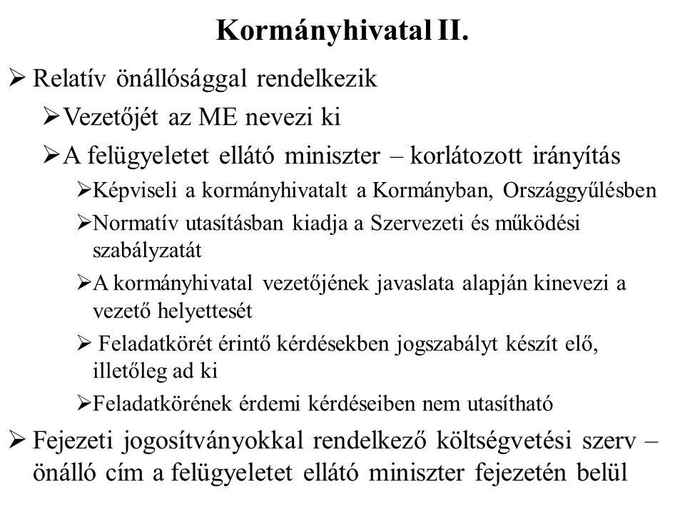Kormányhivatal II.