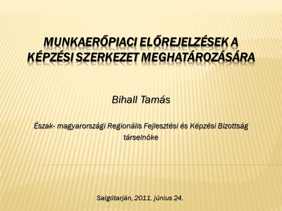  Két ütemben történő megvalósítás  Első támogatási szerződések megkötése 2010.