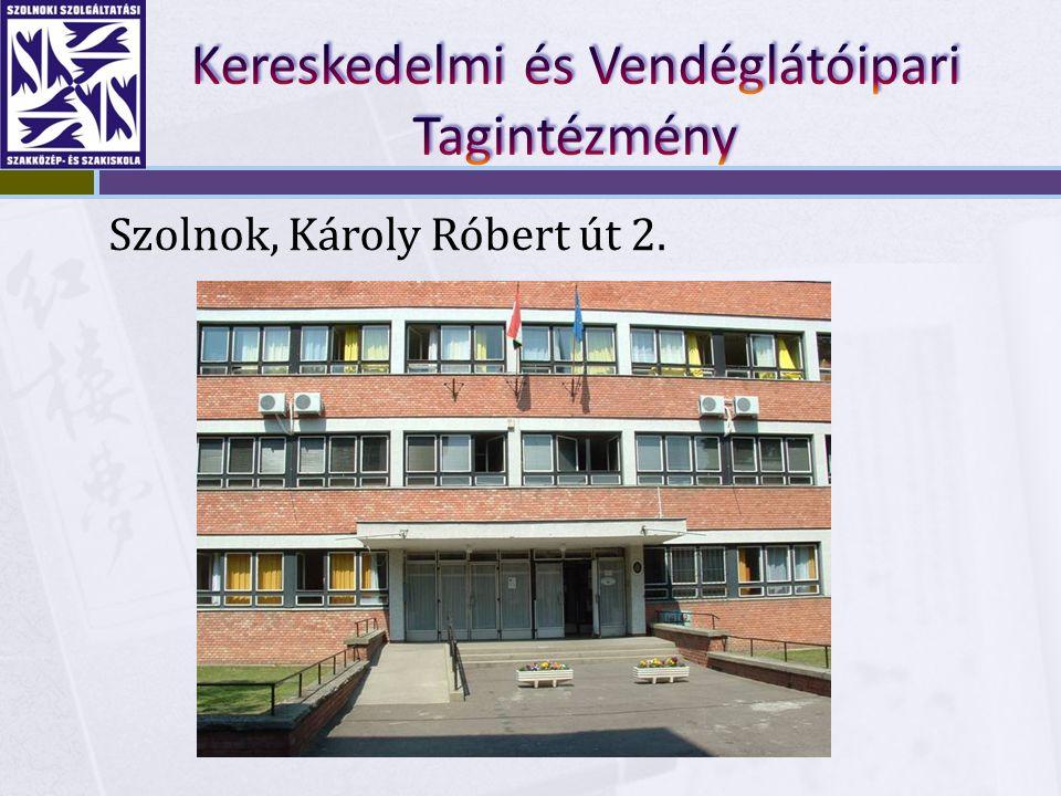 Szolnok, Károly Róbert út 2.