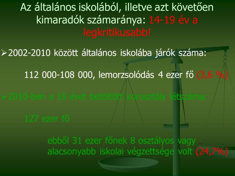 Új időszámítás a magyar szakképzésben 2013. A magyar duális szakképzési rendszer 2013.