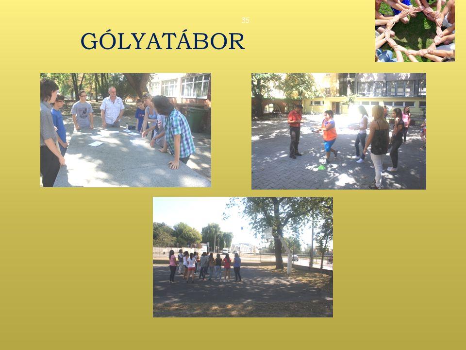 Gólyatábor 35 GÓLYATÁBOR