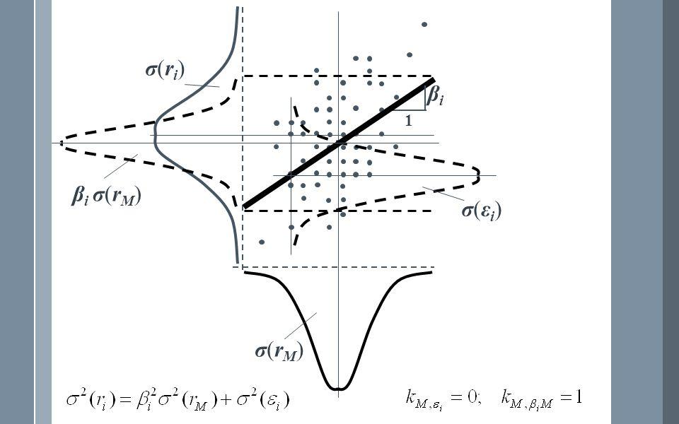 1 βiβi β i σ(r M ) σ(rM)σ(rM) σ(ri)σ(ri) σ(εi)σ(εi)
